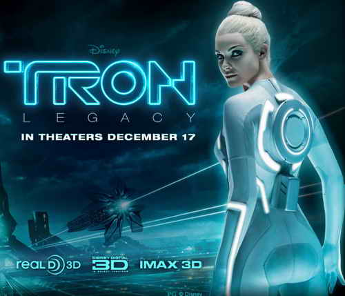 """Tron Legacy & the 17 Enigma"""